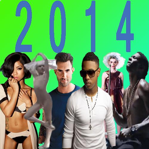 2014 songs